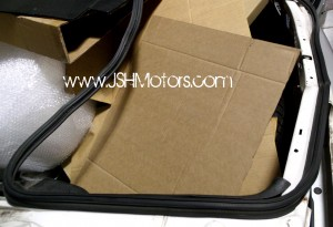 Integra Dc2 Weather Strip / Trunk Seal