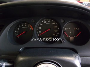 JDM Accord CF4 SiR-T Gauge Cluster