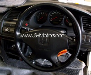 JDM Accord CF4 Leather Steering Wheel