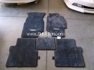 JDM Accord CF4 Floot Mats 5pcs
