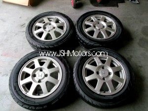 JDM Accord SiR CF4 Wheels