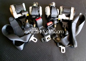 JDM Dc5 Integra Type R Seat Belt Set