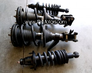 JDM Dc5 Integra Type R Struts And Springs