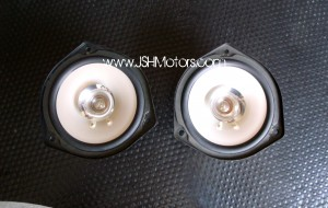 Integra Dc5 Rear Gathers Speakers
