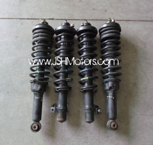 JDM Integra DB8 Type R Springs & Shocks