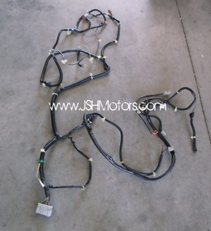 RHD Integra DB8 ITR Rear End Wire Harness