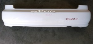 JDM 92-95 Civic Eg6 Rear Bumper