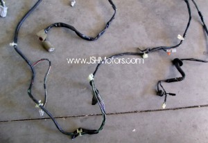 1409681697 JDM Civic EG6 Right Hand Drive Rear End Wire Harness 003 jdm honda parts used honda parts from japan jdm civic eg 92 95 Wiring Harness Diagram at readyjetset.co