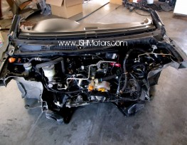JDM DB8 4 Door Integra RHD Conversion