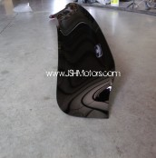 92-95 Honda Civic 2Dr Coupe Rear Roof Visor