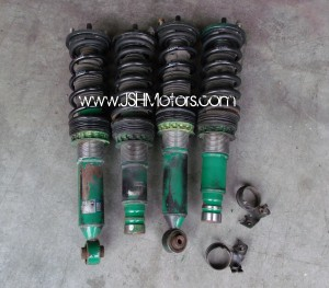 Dc2 Integra Tein Super Street Damper Coilovers