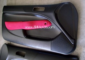 JDM Honda Civic Ek9 Type R Door Panels Manuel