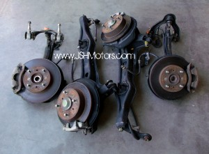 JDM Dc2 Type R 4x114 4 Lug Conversion