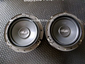 BM Audio Labs Hyper Sound Speakers