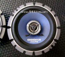Alpine DD Drive Two Way Speakers
