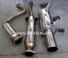 JDM Dc2 Fugitsubo Power Getter Cat Back Exhaust