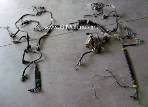 JDM Integra Dc2 Under Dash Wire Harness Right Hand Drive