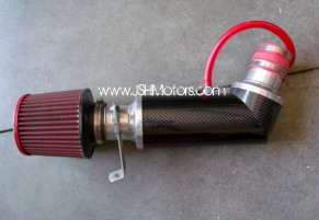 JDM Dc2 Top Fuel Carbon Fiber Air Intake