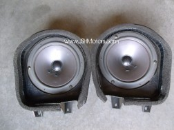JDM Integra Rear Gathers Speakers