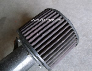 Civic Ek Apexi Super Intake Air Filter Adapter