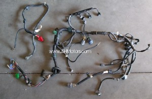 Civic Ek9 B16B RHD Engine Harness