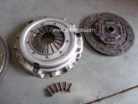 JDM Type R B18c Clutch and Flywheel