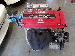 JDM B18c Type R Engine