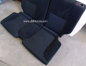 JDM Civic Ep3 Type R Rear Suede & Tweed Seats