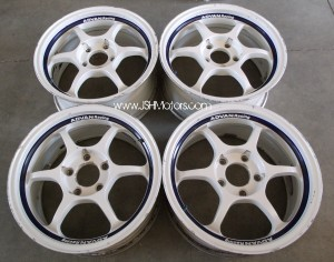 Advan RG Wheels 5x114