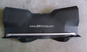 Integra Dc2 Trunk Wall Interior Cover & Brace Bar