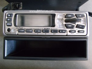 Gathers Cassette Head Unit with CD Changer