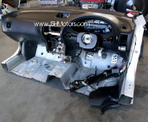 JDM Dc2 Integra Right Hard Drive Conversion