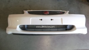 JDM Civic Ep3 Type R Front Bumper with Lip
