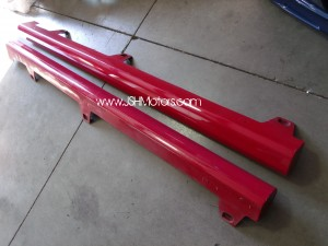 JDM Accord CL1 Euro R Four Door Side Skirts