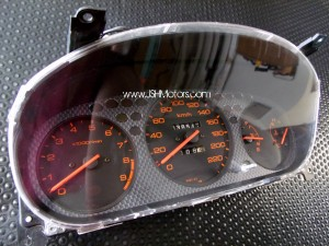 JDM Civic Ek4 SiR Gauge Cluster