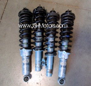 Dc2 Integra KYB SR Special Struts and Springs