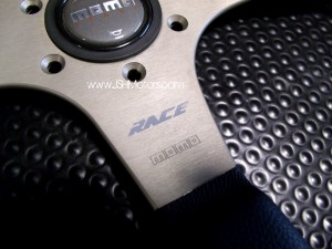 Momo Race Steering Wheel