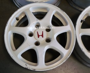 JDM Honda Civic Type R Wheels