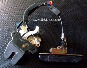 RSX Hatch Trunk Latch Actuator