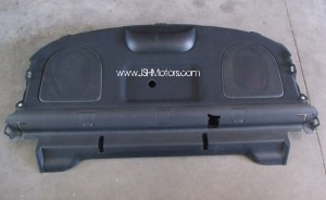 CL7 Accord Rear Speaker Deck Tray TSX