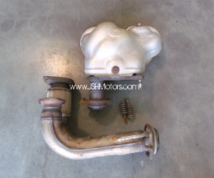 Euro R Accord K20a Exhaust Manifold