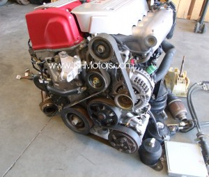 JDM K20a Euro R CL7 Engine Swap TSX