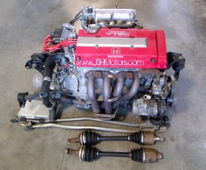 JDM B16B Civic Type R Engine Swap