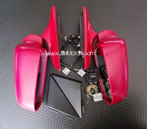 JDM CL1 Accord Power Folding Mirror Kit