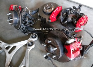 JDM Dc5 Integra Type R 5 Lug Brembo Brake Conversion