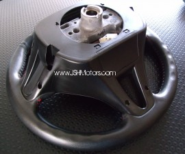 JDM Civic FD2 Type R Steering Wheel