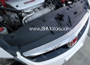 JDM Civic FD2 Type R Front End Conversion