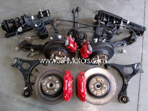 JDM Civic Type R Brembo Brake Conversion FD2