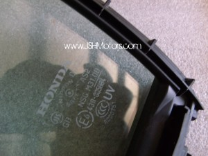 JDM FD2 Civic Type R Door Glass Set