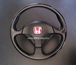 JDM DC5 Type R Momo Steering Wheel